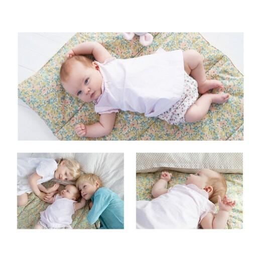 Geburtskarten Elegant 4 fotos weiß - Seite 2