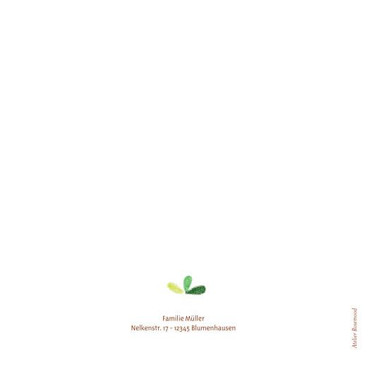 Taufeinladungen Baum grün - Seite 4