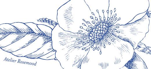 Anhänger Hochzeit Floralie blau - Seite 2