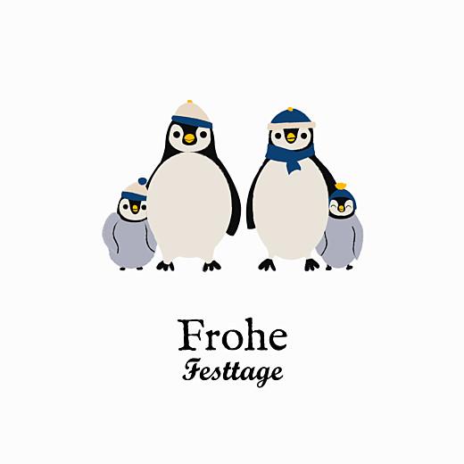 weihnachtskarten pinguine rosemood. Black Bedroom Furniture Sets. Home Design Ideas