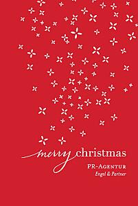 Weihnachtskarten geschäftlich ohne foto merry christmas