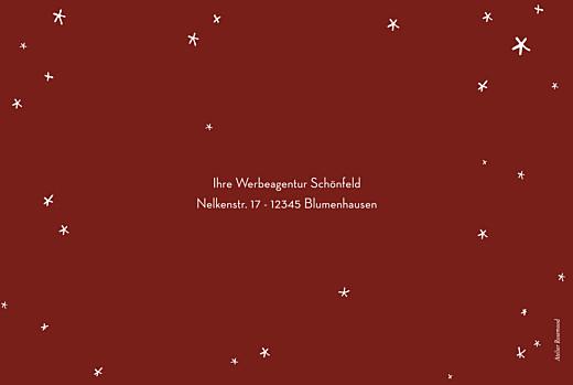 Weihnachtskarten geschäftlich Sternennacht - Seite 4