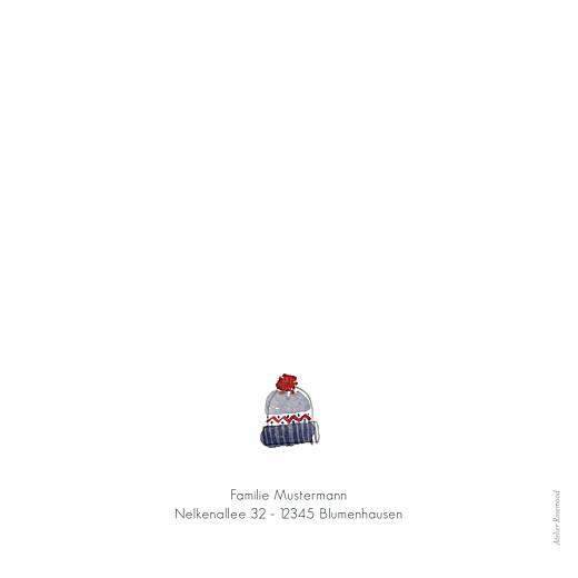 Weihnachtskarten Winterzeit (klappkarte) weiß - Seite 4
