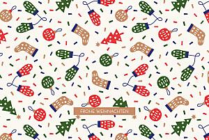 Weihnachtskarten originell weihnachtsvergnügen klappkarte beige