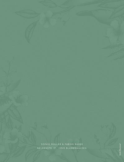 Hochzeitseinladungen Südsee grün - Seite 2