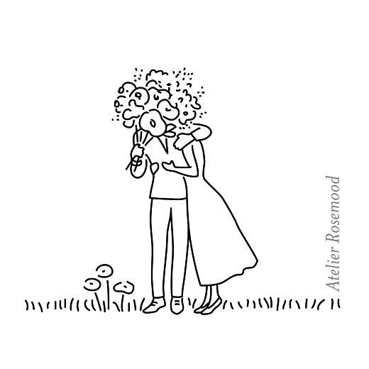 Anhänger Hochzeit Sommerhochzeit weiß - Seite 2