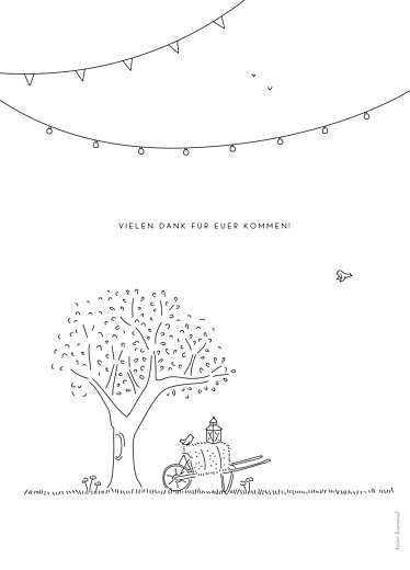 Kirchenheft Hochzeit Sommerhochzeit weiß - Seite 4