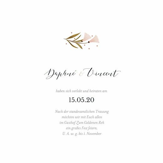 Hochzeitseinladungen Daphné (klappkarte) frühling - Seite 3