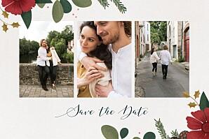 Save-the-date karten daphné winter