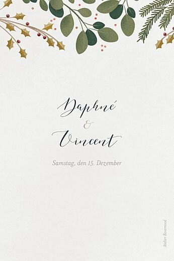 Tischkarten Hochzeit Daphné winter - Seite 2