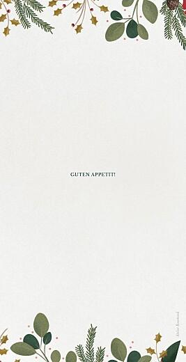 Menükarte Daphné (klappkarte) winter - Seite 4