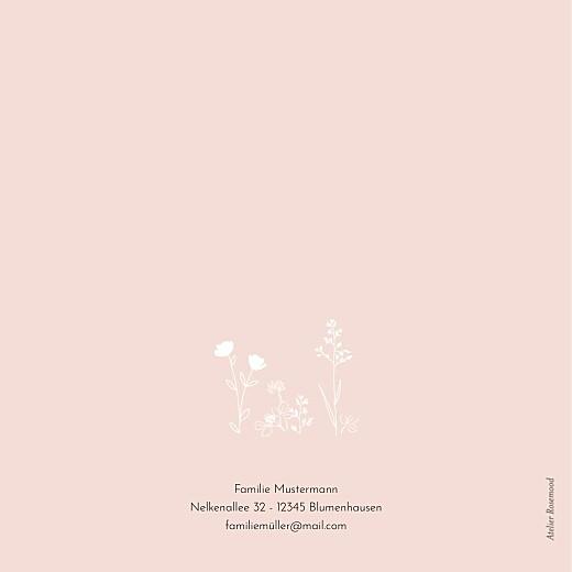 Geburtskarten Familienidylle rosa - Seite 4