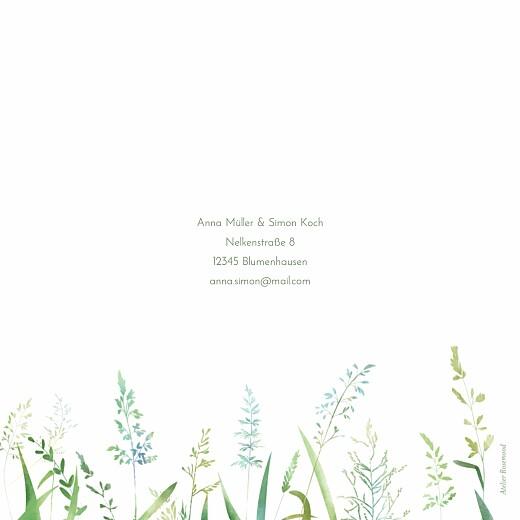 Hochzeitseinladungen Sommerwiese grün - Seite 4