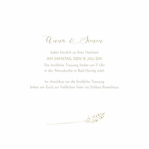 Hochzeitseinladungen Sommerwiese sand - Seite 3