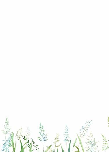 Kirchenheft Hochzeit Sommerwiese grün - Seite 3