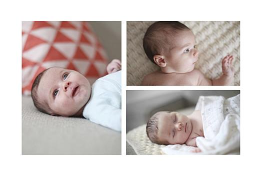 Geburtskarten Winter family (2 kinder) 1 - Seite 2
