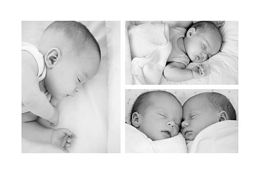 Geburtskarten Winter family (zwillinge) 1 - Seite 2