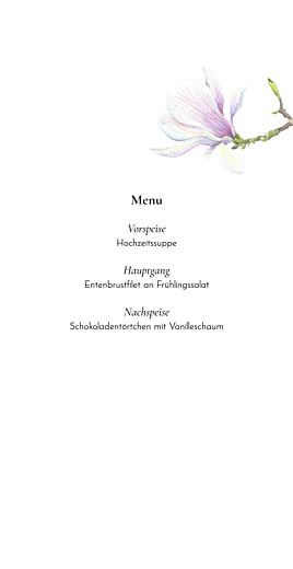 Menükarte Naturalis weiß - Seite 3