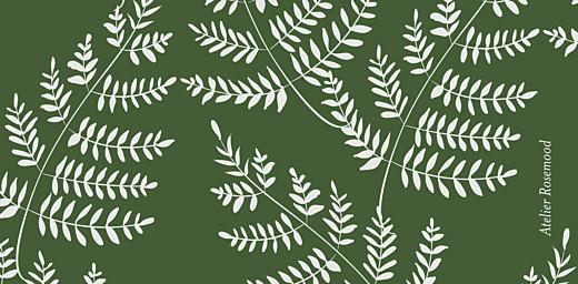 Platzkarte Blättertanz grün - Seite 3