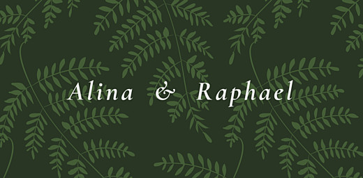 Platzkarte Blättertanz grün - Seite 4