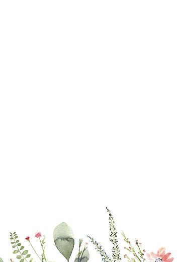 Kirchenheft Taufe Blumen aquarell beige - Seite 3