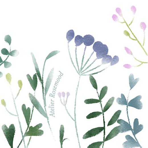 Anhänger Taufe Wildblumen violett - Seite 2