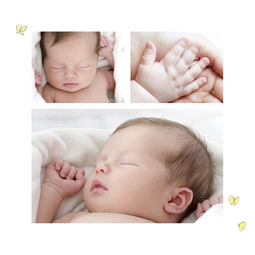 Geburtskarten Hasenohr (2 kinder) mädchen - Seite 2
