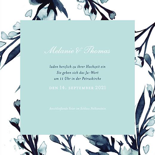Hochzeitseinladungen Mitternachtsblau blau - Seite 3