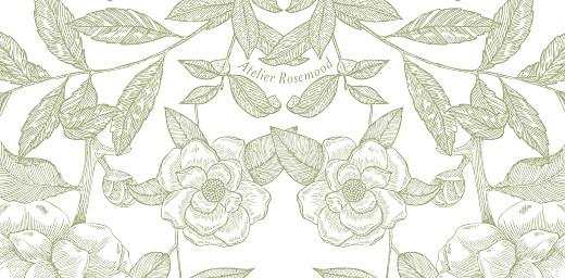 Platzkarte Blütenspiegelung gruen - Seite 3