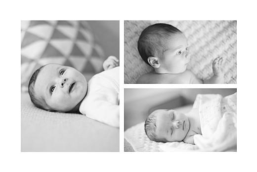 Geburtskarten Summer family (1 kind) 1 - Seite 2