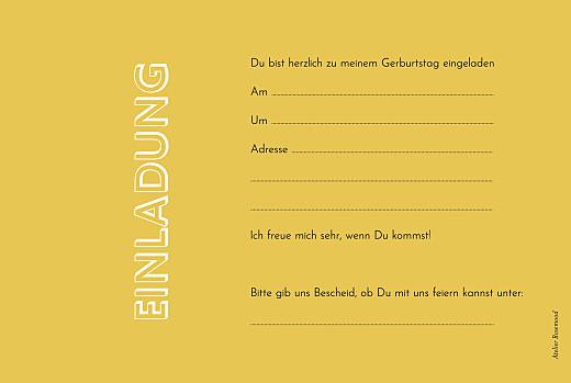 Geburtstagskarten Kinder Happy by mathilde cabanas grün - Seite 2