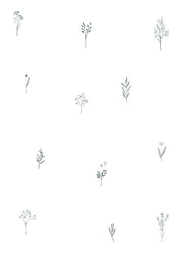 Kirchenheft Hochzeit Floral minimal beige - Seite 2