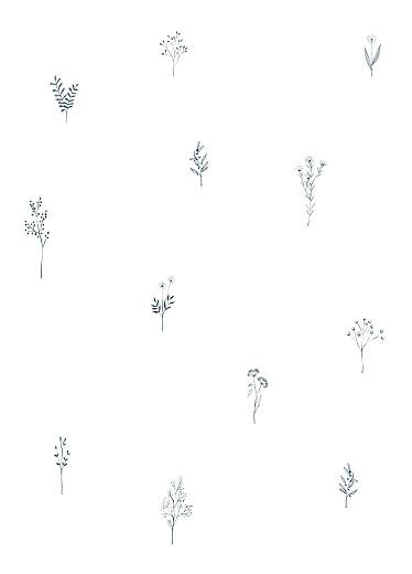 Kirchenheft Hochzeit Floral minimal beige - Seite 3
