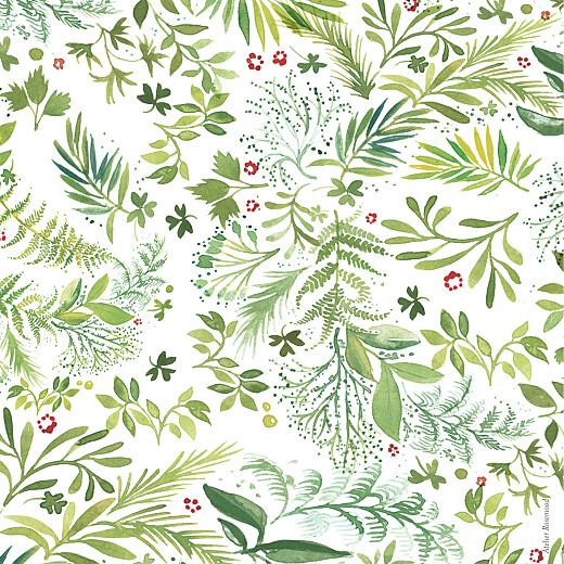 Weihnachtskarten geschäftlich Waldgeflüster grün - Seite 4
