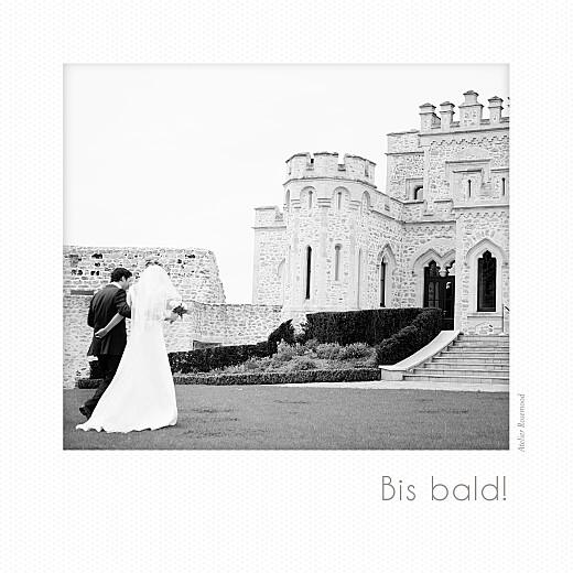 Dankeskarten Hochzeit Polaroid mini (3 fotos) weiß - Seite 4