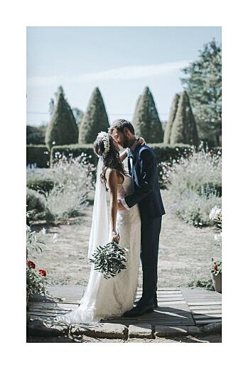 Hochzeitseinladungen Elegant herz hochformat 4 pages weiß - Seite 2