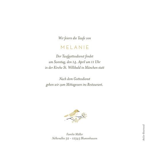 Taufeinladungen Mein taufkleid gelb - Seite 2