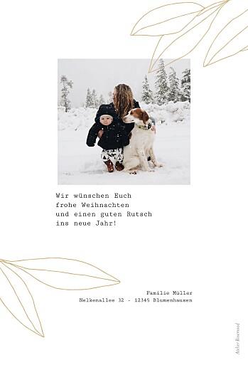 Weihnachtskarten Frühlingsanfang gelb - Seite 2