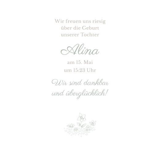 Geburtskarten Gutenachtgeschichte grün - Seite 3