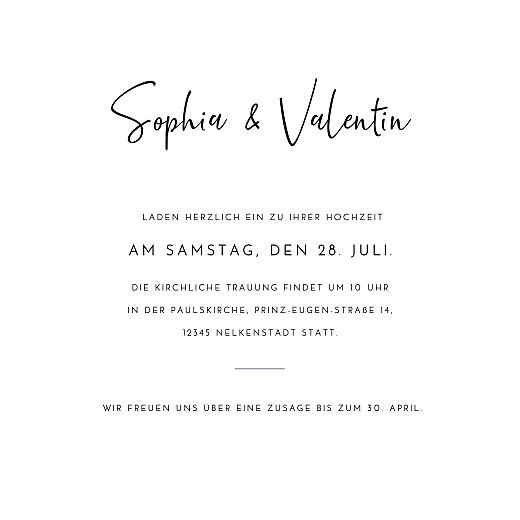 Hochzeitseinladungen Zeitgeist grün - Seite 3