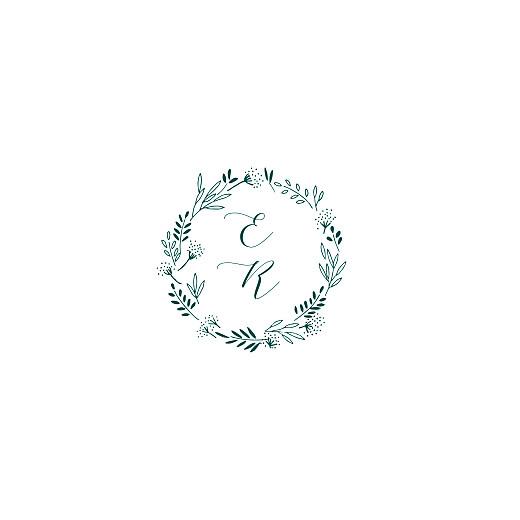 Hochzeitseinladungen Wiesenblume (klappkarte) gold grün - Seite 2