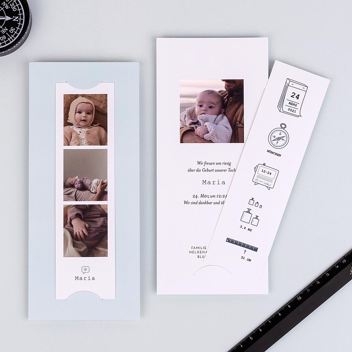 Geburtskarten kleinkram